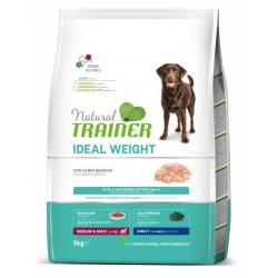 Natural Trainer Dog Weight Care Alimento para Perros Mediano Grande 12kg