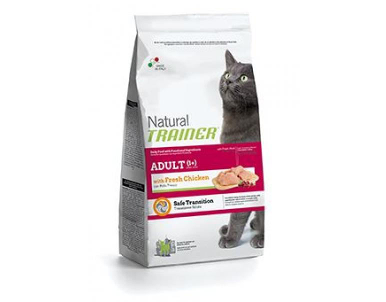 Trainer Natural Cat Adult Fresh Chicken 1,5Kg