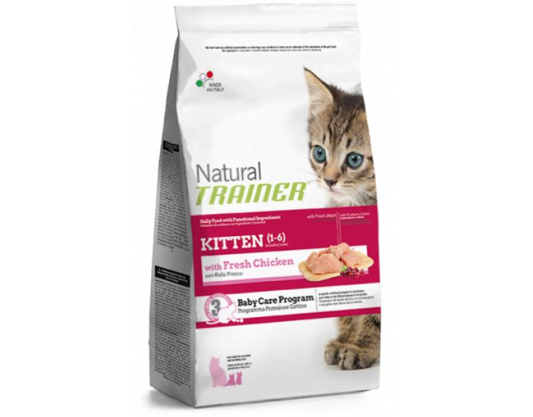 Trainer Natural Cat Kitten 1,5Kg