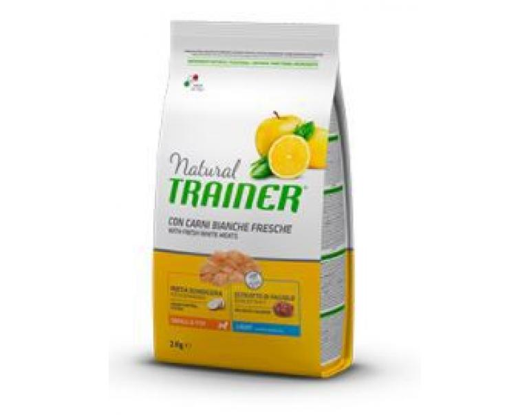 Trainer Perro Adulto Mini Light Blanca 7 kg