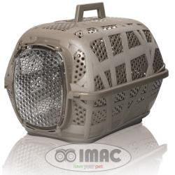 Transportín Carry Sport Color Gris 48.5x34x32cm