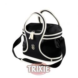 Trixie Bolsa King of Dogs Negro 20 × 22 × 34 cm