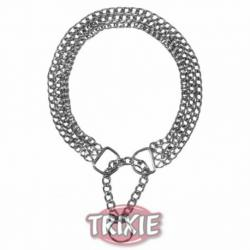 Trixie Collar Estrangulador Triple Fila 55 cm x 2.5 mm