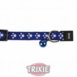 Trixie Collar Gatos, Elástico, Nylon