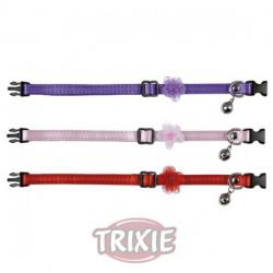 Trixie Collar Gatos Floreado Color Aleatorio
