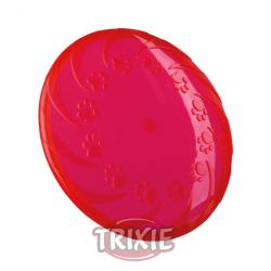 Trixie Dog Disc Caucho Natural Color Surtido 22 cm