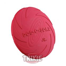 Trixie Dog Disc Caucho Natural Colores Surtidos 15 cm
