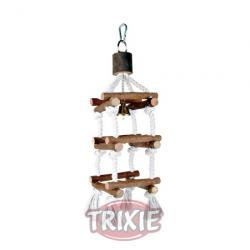 Trixie Escalera Pájaros Natural Living 34 cm