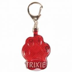 Trixie Flasher Rojo 4.5x3.5cm