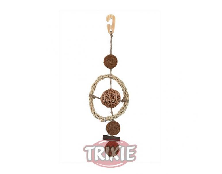 Trixie Juguete Materiales Naturales 35 cm