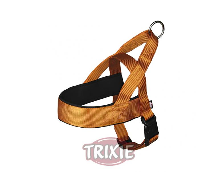 Trixie Petral Nylon Confort Premium Naranja L 60-76 cm/40 mm