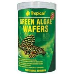 Tropical Green Algae Wafers espirulina en tabletas para peces 250 ml