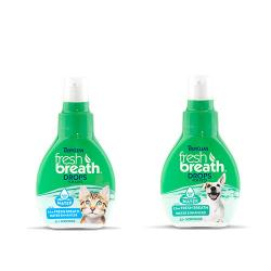 Tropiclean Fresh Breath Drops Limpiador Bucal para Perros 65ml
