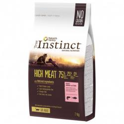 True Instinct Cat High Meat Adult Salmón 7kg
