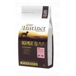 True Instinct High Meat Medium Salmón 12Kg