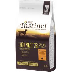 True Instinct High Meat Free Range Chicken 12Kg