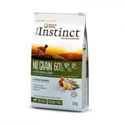 True Instinct No Grain Medium Salmón 12Kg