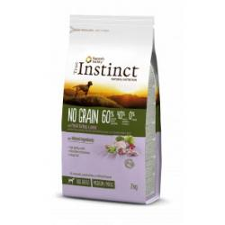 True Instinct No Grain Medium Adult Turkey 2kg