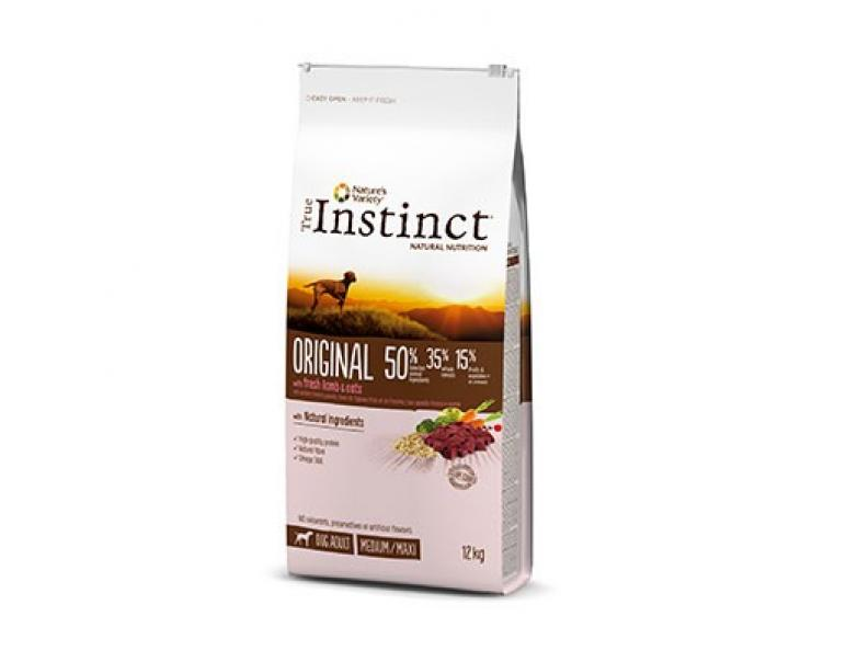 True Instinct Original Medium Adult Lamb 2kg