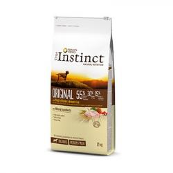 True Instinct Original Medium Adult Chicken 12Kg