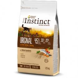 PACK AHORRO True Instinct Original Cat Sterilized Salmón 2x7Kg