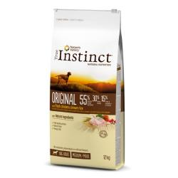 True Instinct Original Medium/Maxi Pollo 12 kg