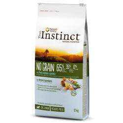 True Instinct No Grain Medium Puppy Salmón 2kg
