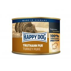 Happy Dog Húmeda Pavo Puro 200 g