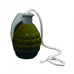 Tuffy Rugge Grenade TRR-GD-M
