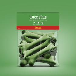 Husse Tugg Plus Snack para Perros S 10uds 900g