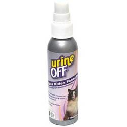 Urine Off Spray Quitamanchas y Quitaolores de Gatos 118ml