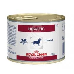 VD Dog Wet Hepatic 12x200g