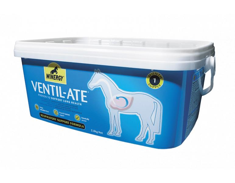 Winergy Ventil Ate Suplemento para Caballos 2,8kg