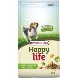 Versele-Laga Happy Adulto Cena Pollo 3 kg