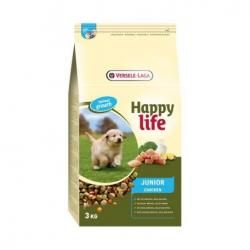 Versele-Laga Happy Perro Junior Pollo 3 kg