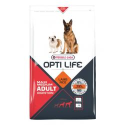 Versele Laga Opti Life Med-Max Adult Digestion Alimento para Perros 1kg