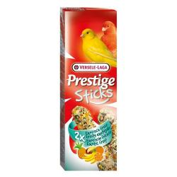 Versele-Laga Prestige Sticks Canario Fruta Tropical 2x30g