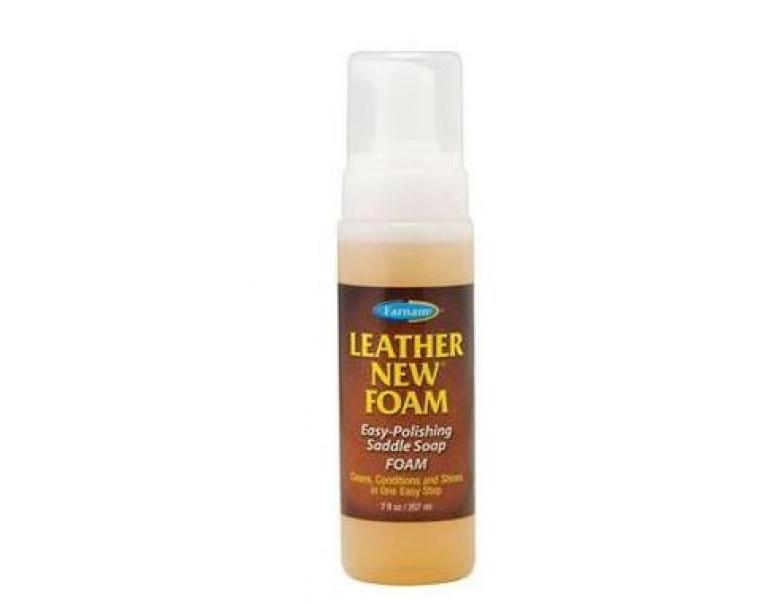 Vetnova Leather New Foam 207ml