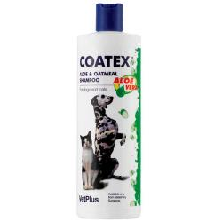 VetPlus Coatex Champú Aloe y Avena 500ml