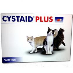 VetPlus Cystaid Plus Gatos 240 Cápsulas