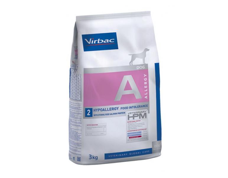 Virbac Hpm Canine Allergy Hypoallergenic A2 Pienso para Perros 12kg
