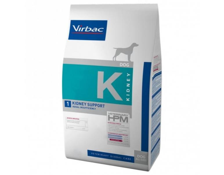 Virbac K1-Dog Kidney Support 1,5kg