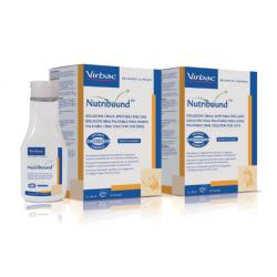 Virbac Nutribound Gatos 3 botellas de 150 ml