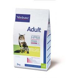 Virbac Veterinary HPM Adult Neutered Cat 3 Kg Solo vets: