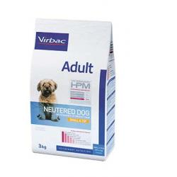 Virbac Veterinary HPM Dog Adult Neutered Small-Toy 3 Kg