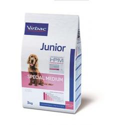 Virbac Veterinary HPM Junior Special Medium 3 Kg