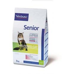 Virbac Veterinary HPM Senior Neutered Cat 3 kg