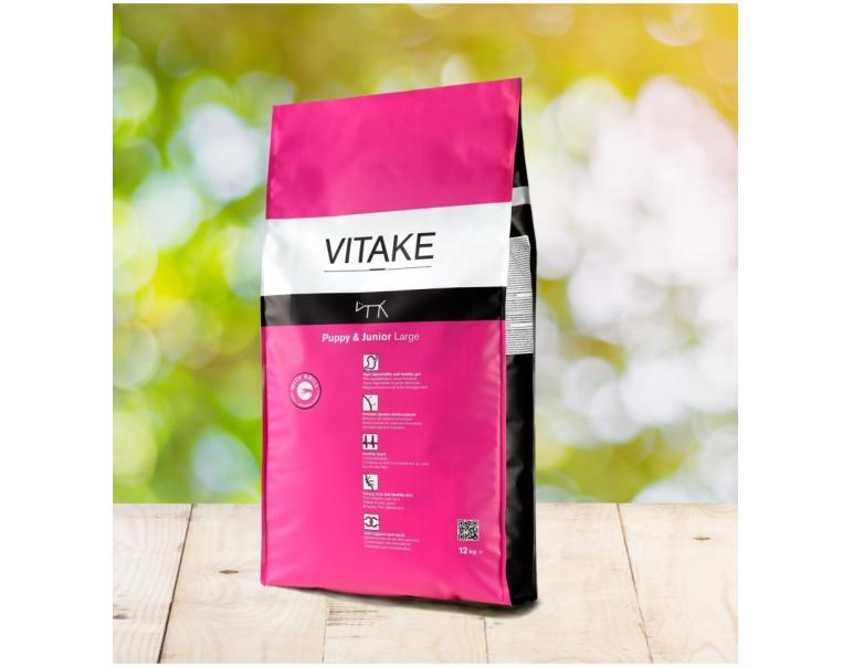 Vitake Puppy & Junior Large Razas Grandes 12kg