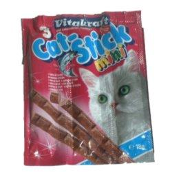 Vitakraft Cat-Stick Mini Salmón & Trucha 3 uds