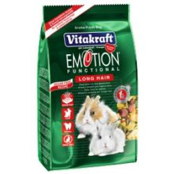 Vitakraft Menu Emotion Conejo Pelo Largo 600g